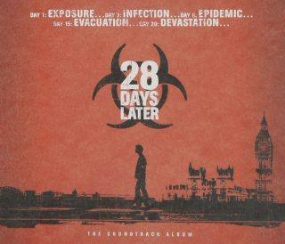 bande originale soundtrack ost score 28 jours plus tard days later disney fox