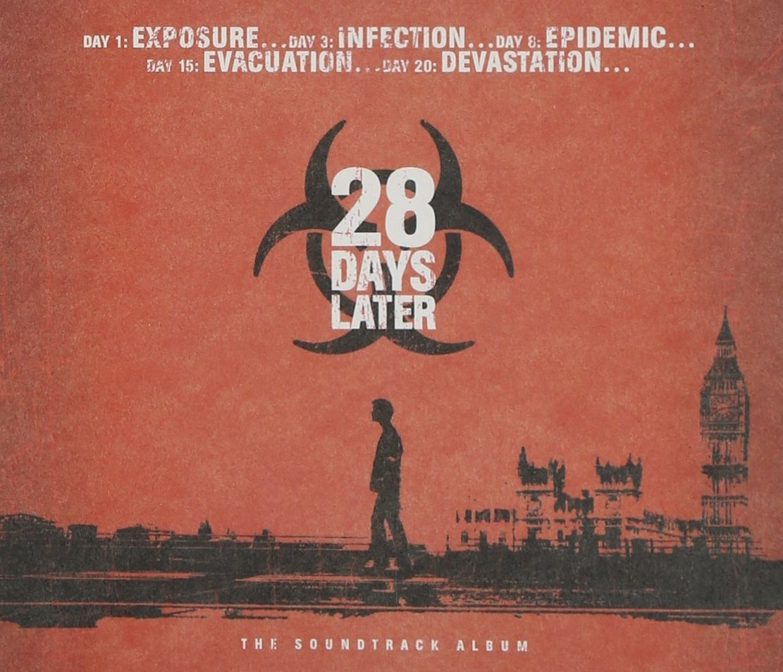 bande originale soundtrack ost score 28 jours plus tard days later disney fox