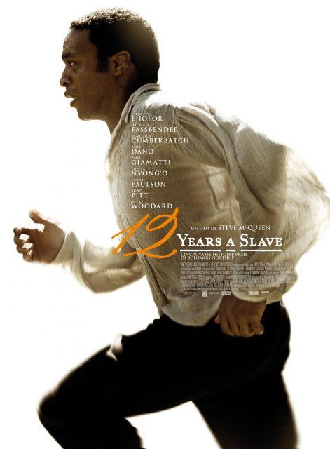 affiche poster 12 years slave disney fox