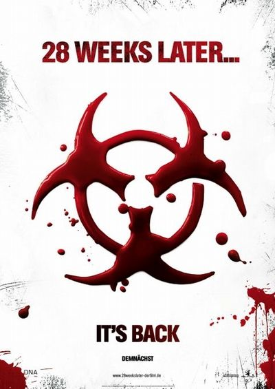 affiche poster 28 semaines weeks plus tard later disney fox