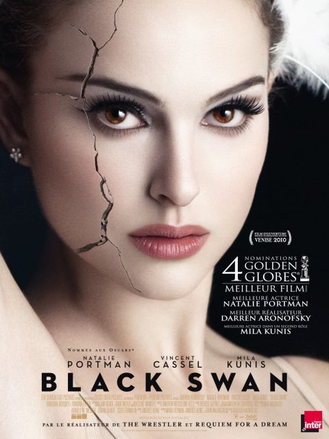 affiche poster black swan disney fox
