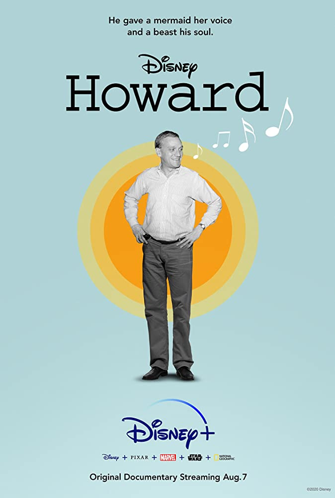 affiche poster howard disney