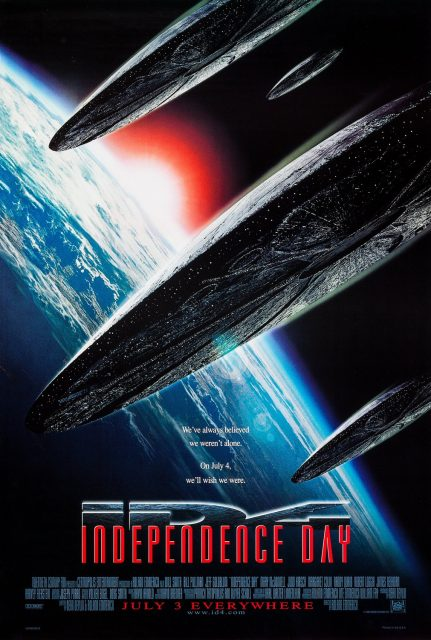affiche poster independence day jour riposte disney fox
