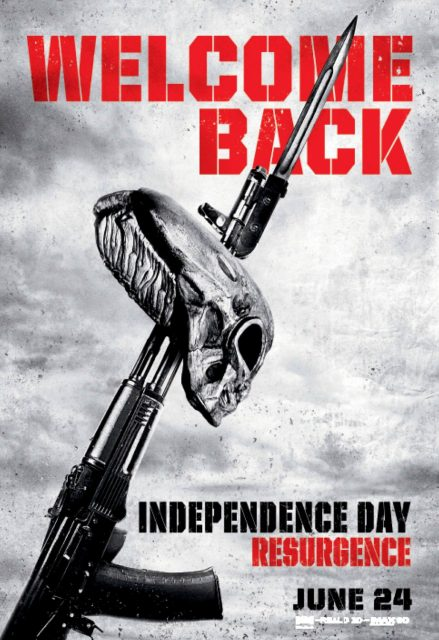 affiche poster independence day resurgence disney fox
