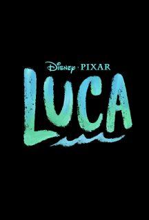 affiche poster luca disney pixar