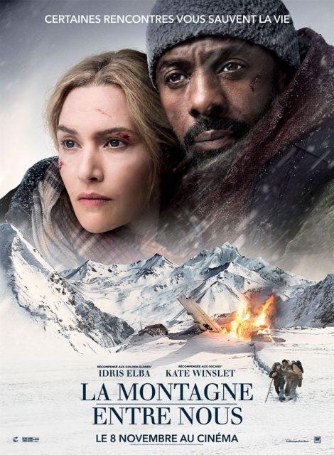 affiche poster montagne entre nous mountain between us disney fox