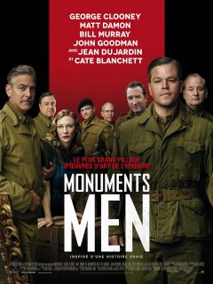 affiche poster monuments men disney fox