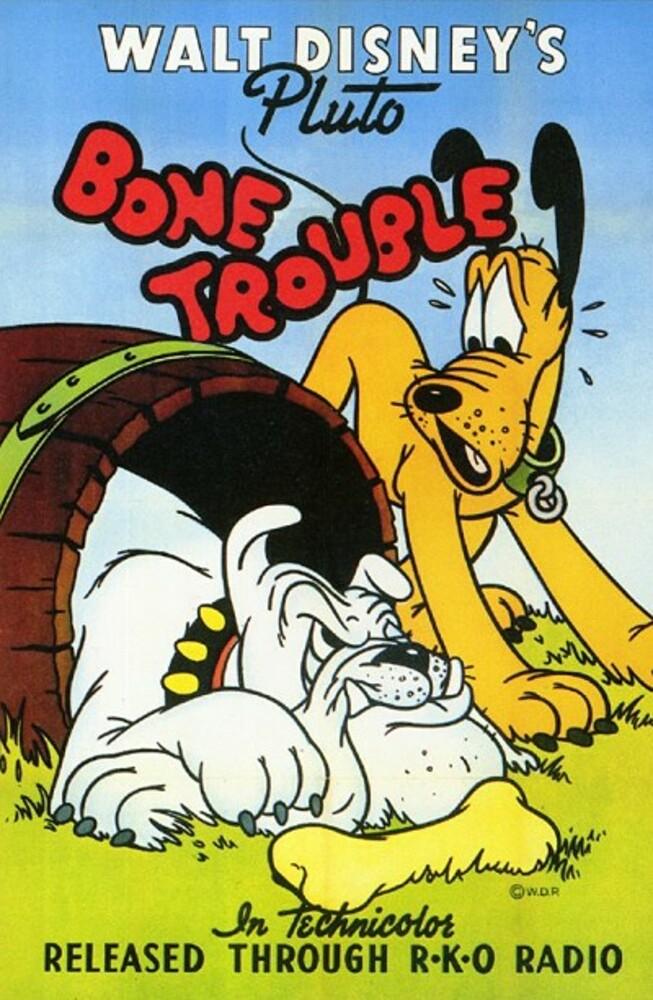 affiche poster pluto envie bone trouble disney