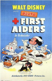 affiche poster premiers secours first aiders disney