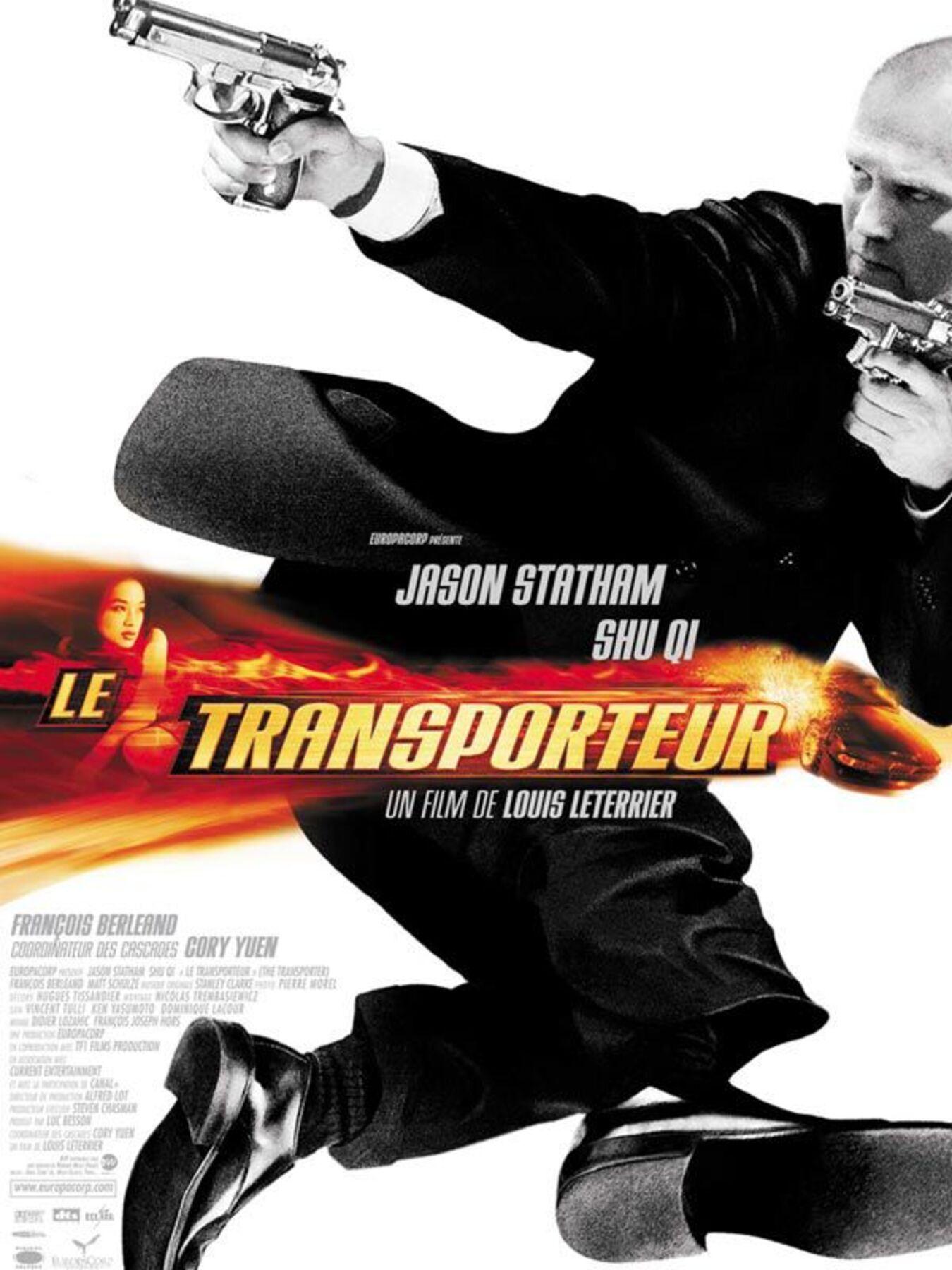 affiche poster transporteur transporter disney fox