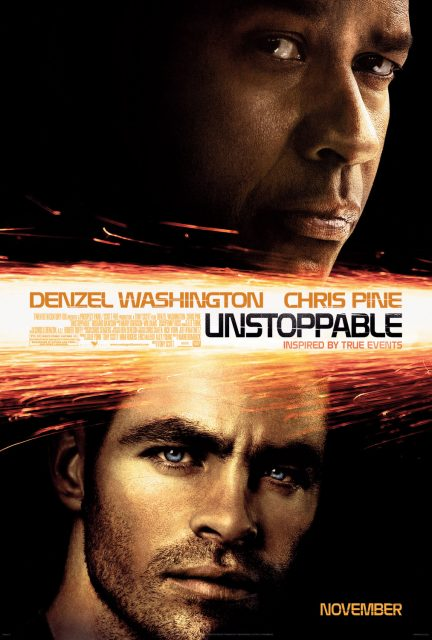 affiche poster unstoppable disney fox