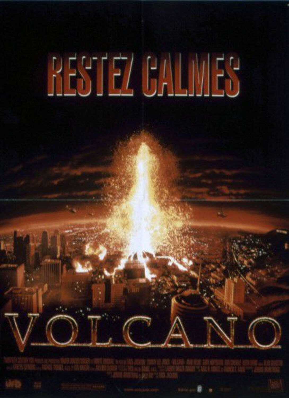 affiche poster volcano disney fox