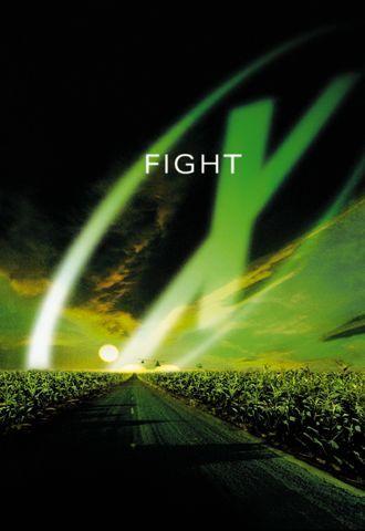affiche poster x-files combattre fight futur disney fox