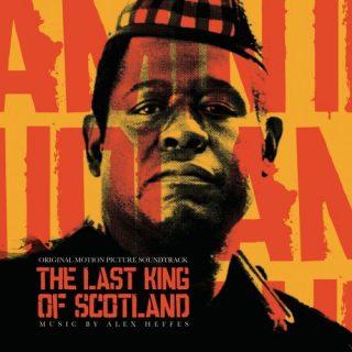 bande originale soundtrack ost score last king scotland disney fox