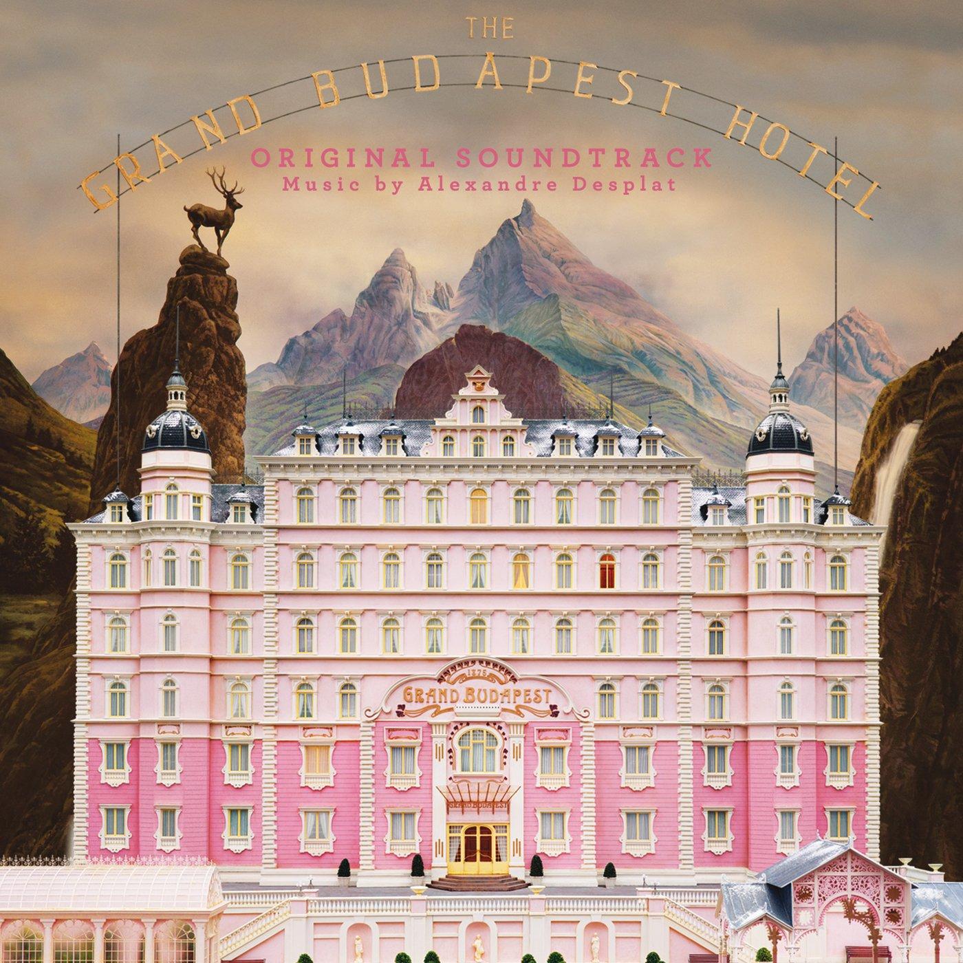 bande originale soundtrack ost score grand budapest hotel disney fox