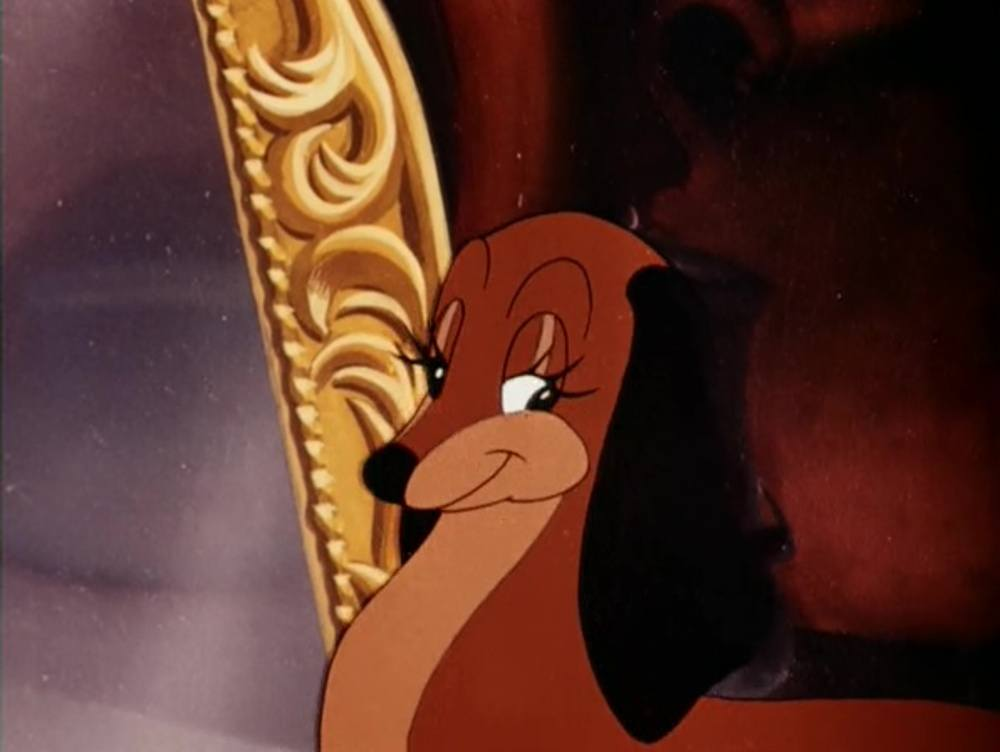 image casanova canin pluto disney