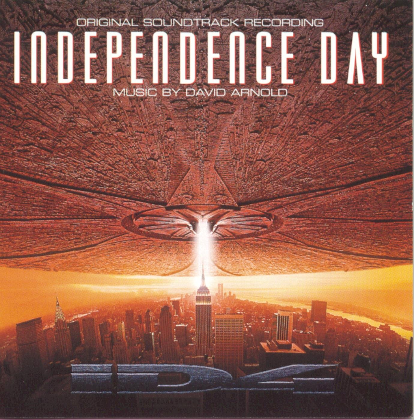 bande originale soundtrack ost score independence day jour riposte disney fox