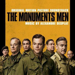 bande originale soundtrack ost score monuments men disney fox