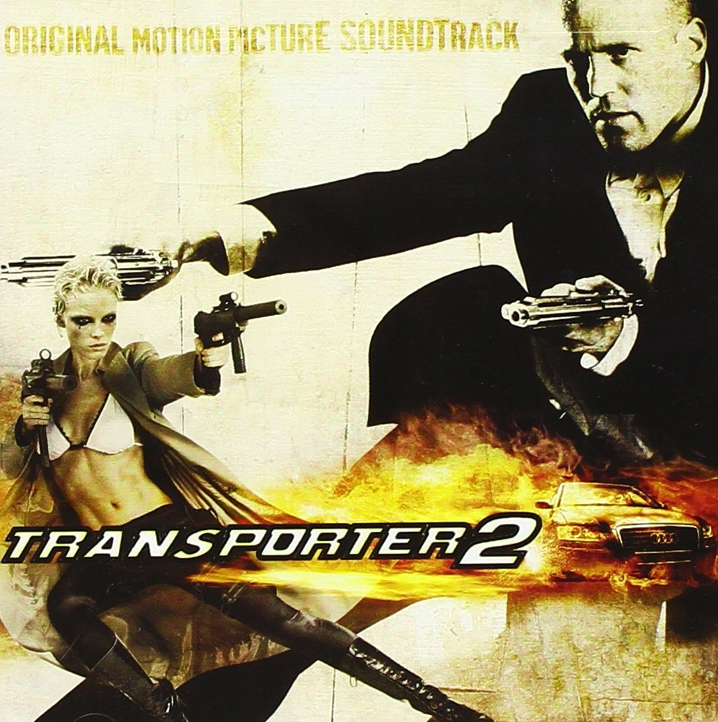 bande originale soundtrack ost score transporteur transporter 2 disney fox