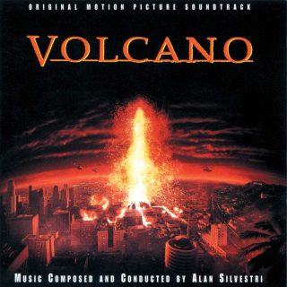 bande originale soundtrack ost score volcano disney fox