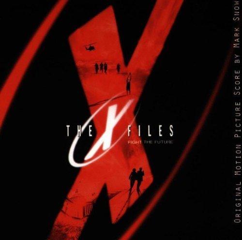 bande originale soundtrack ost score x-files combattre fight futur disney fox