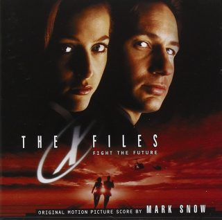 bande originale soundtrack ost score x-files combattre fight futur disney fox