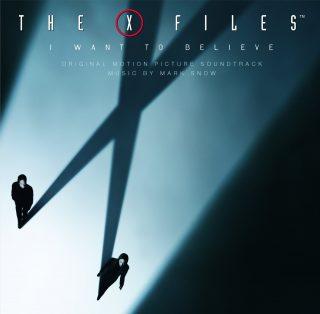 bande originale soundtrack ost score x-files regeneration want believe disney fox
