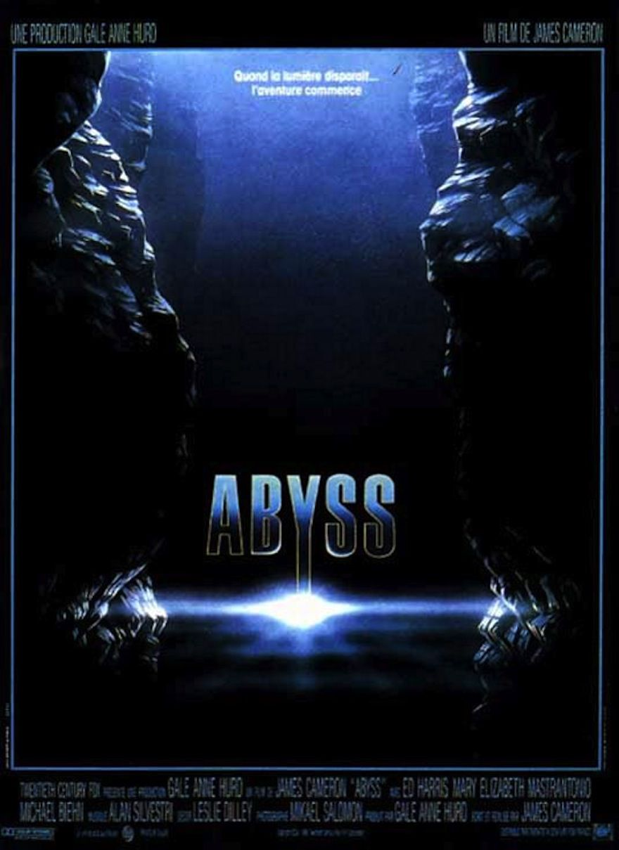 affiche poster abyss disney fox