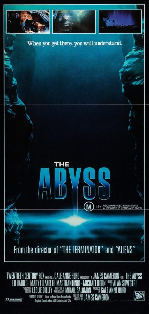 affiche poster abyss disney fox