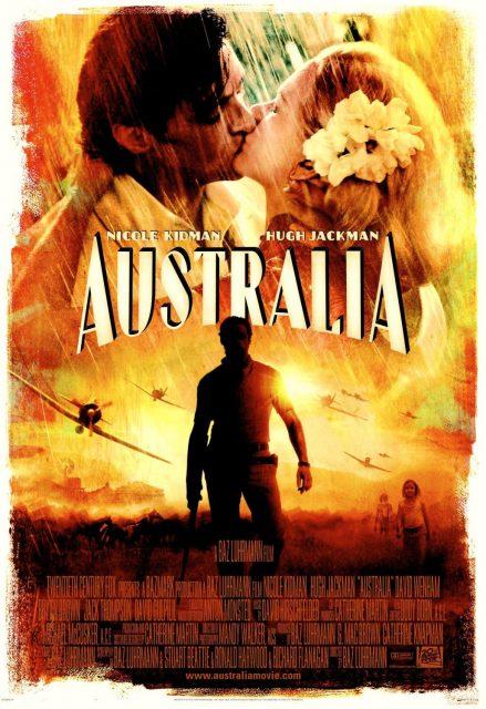 affiche poster australia disney fox