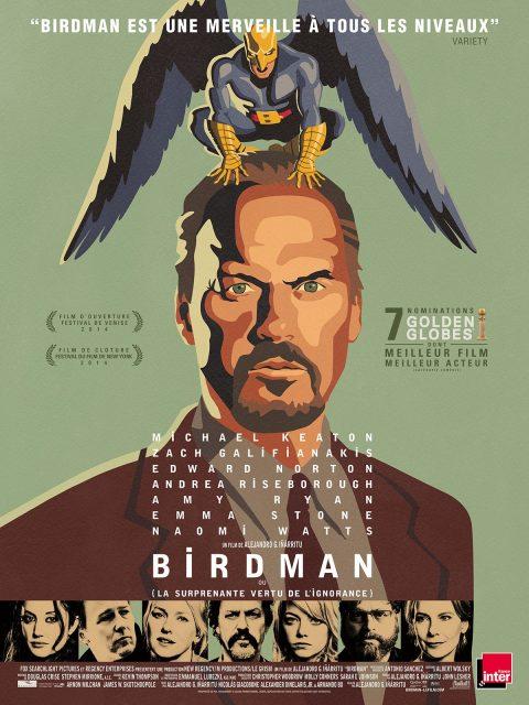 affiche poster birdman disney fox