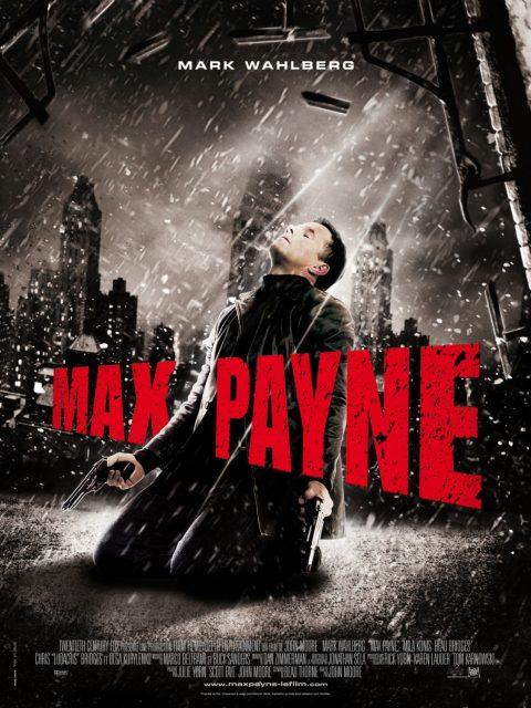 affiche poster max payne disney fox
