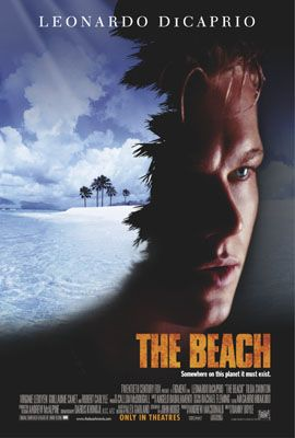 affiche poster plage beach disney fox