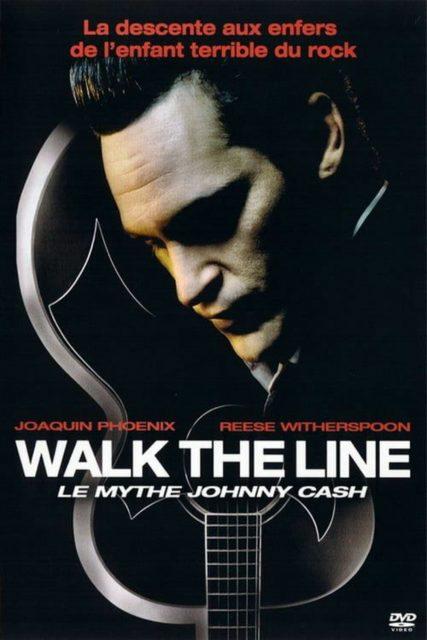 affiche poster walk line disney fox
