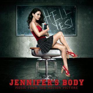 bande originale soundtrack ost score jennifer body disney fox