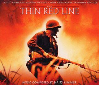 bande originale soundtrack ost score ligne rouge thin red line disney fox