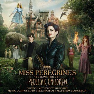 bande originale soundtrack ost score miss peregrine enfants particuliers home peculiar children disney  fox