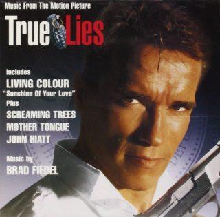 bande originale soundtrack ost score true lies disney fox