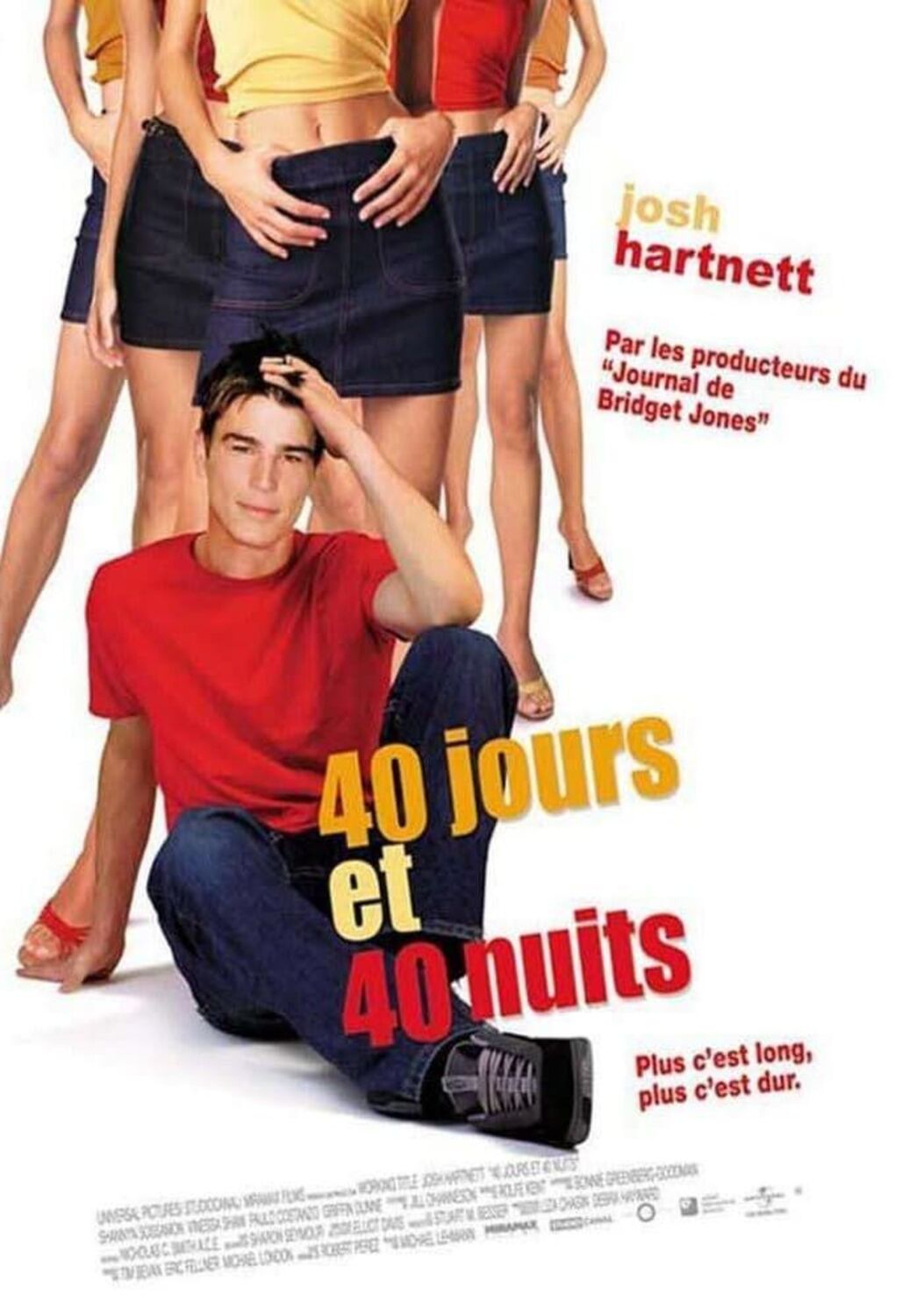 affiche poster 40 jours nuits days nights disney miramax