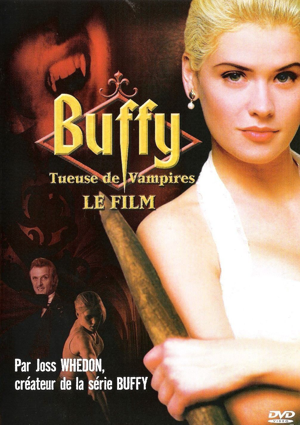 affiche poster buffy tueuse vampire slayer disney fox