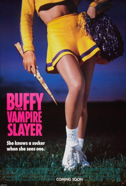 affiche poster buffy tueuse vampire slayer disney fox