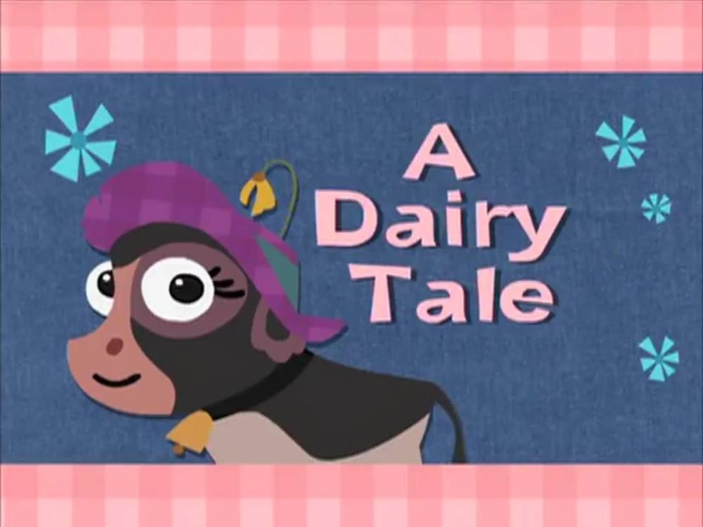 affiche poster conte ferme trois petits cochons dairy tale disney