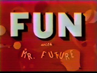 affiche poster fun mr future disney