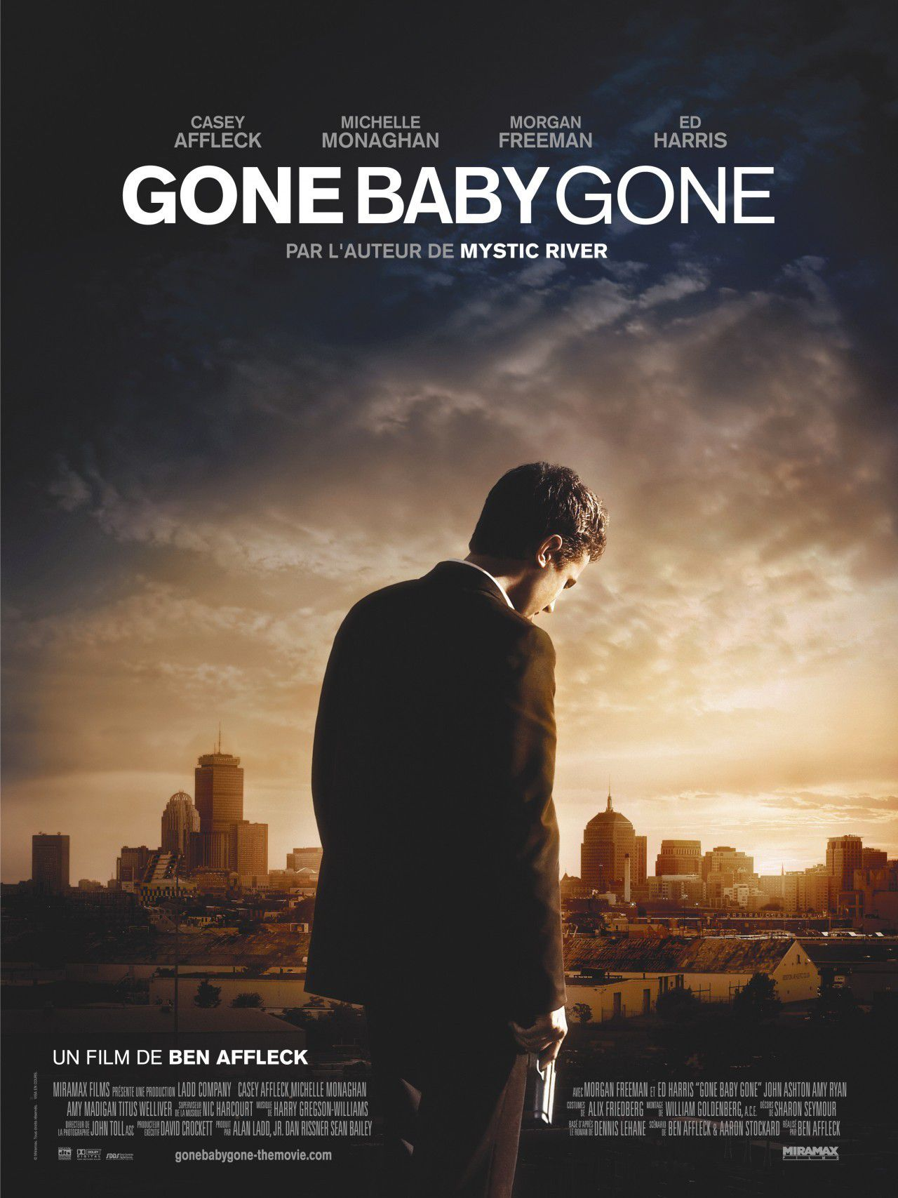 bande originale soundtrack ost score gone baby disney miramax