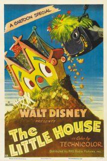 affiche poster little house disney
