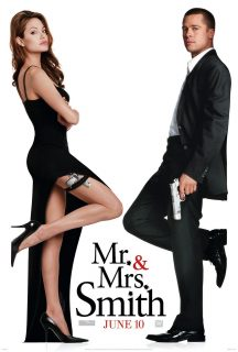 affiche poster mr mrs smith disney fox