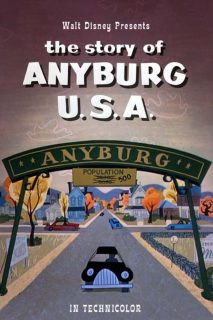 affiche poster story anyburg usa disney