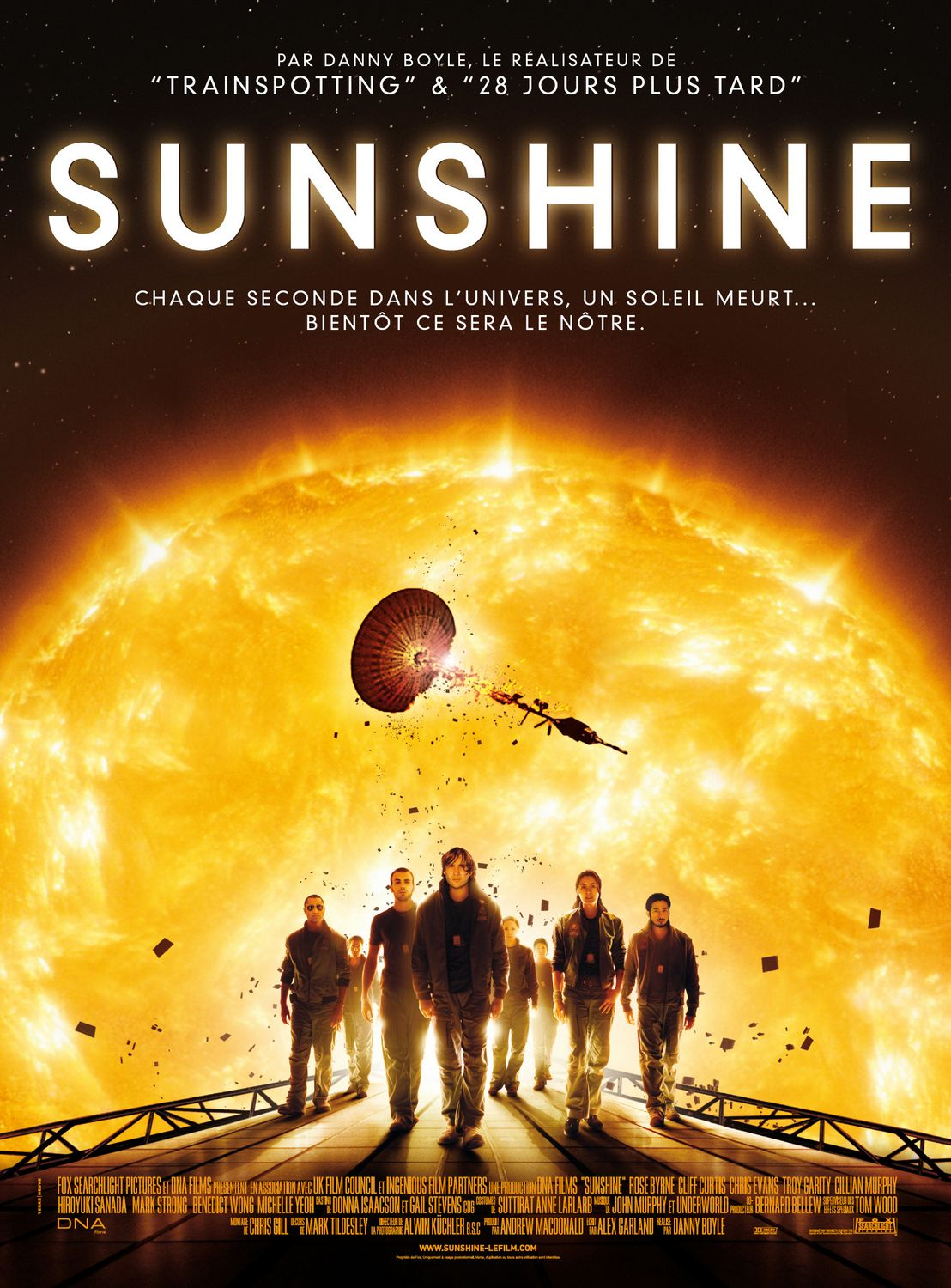 affiche poster sunshine disney fox