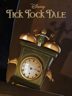 affiche poster tick tock tale disney