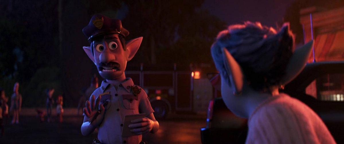 avel personnage character en avant onward disney pixar